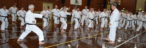 JKA Seminar competition